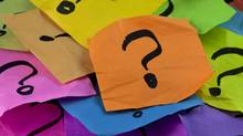 Questions to move forward when your conversation gets stuck (ThinkStock/ThinkStock)
