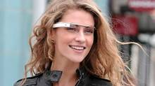 "Google has launched what it has dubbed ""Project Glass"" which aims to augmented information–such as weather updates and recent text messages–on the lens of a special pair of glasses."