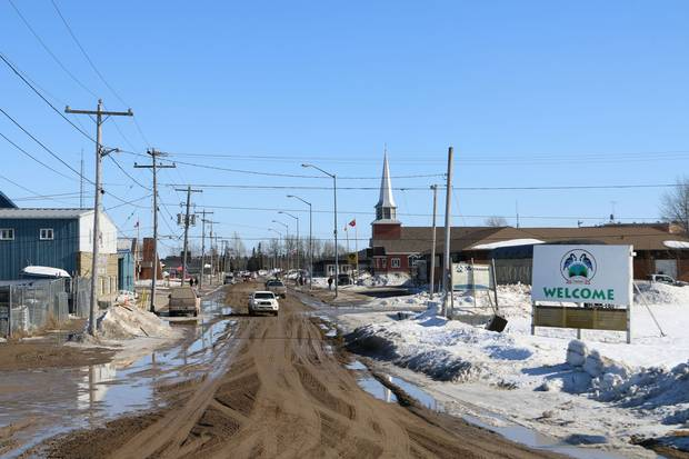 Joseph Boyden has written about Moosonee extensively and described the region a as a creative 'gold mine.'