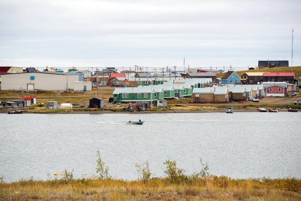 Road trippers will get their chance to dip a toe in the Arctic Ocean now that an all-weather road has come to Tuktoyaktuk in the Northwest Territories.
