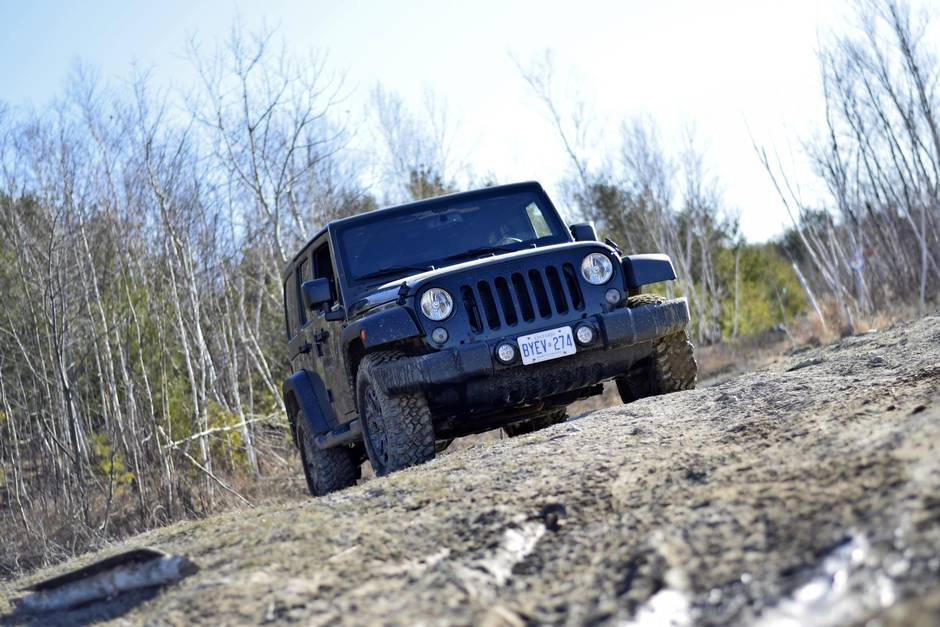 Review 2016 Jeep S Wheeler Is A Lower Cost Alternative For Adventure