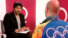 Jian Ghomeshi speaks with Dmitry Chernyshenko, the president of the Sochi Olympic Organizing committee.
