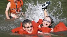 Using a life jacket is just one of five suggestions to prevent drownings. (istockphoto/istockphoto)