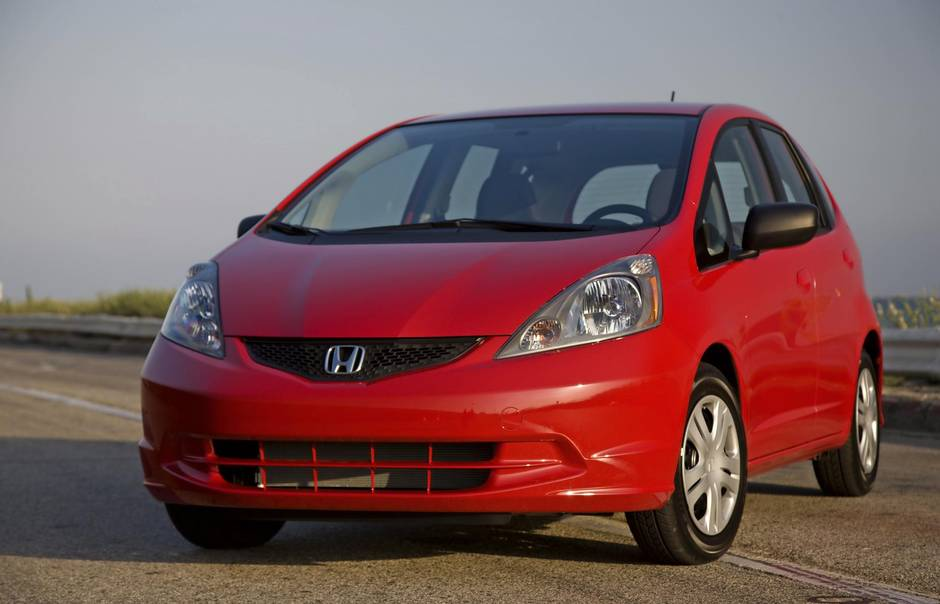 2009 Honda Fit DX Four Door Hatchback