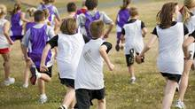 Students get better grades when a school?s physical-education program is raised to 40 minutes a day. (iStockphoto/iStockphoto)
