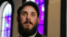 Ezra Krybus of Toronto was raised in a secular home, but has become an Orthodox Jew. 'One thing that really struck me was the amount of passion these people had,' he says. (Fernando Morales/The Globe and Mail/Fernando Morales/The Globe and Mail)