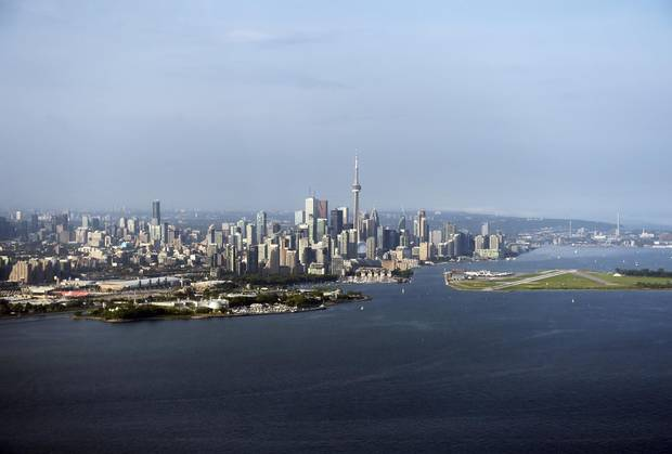 Waterfront Toronto has many goals, including bringing energy efficiency, affordable housing, a tech jobs hub, and simply turning that swath of land by Lake Ontario into a regional destination.