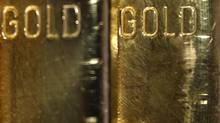 Gold bars are pictured in this file photo. (LISI NIESNER/REUTERS)