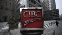CIBC's head offices at the corner of King Street West and Bay Street in Toronto. (Fred Lum/Fred Lum/The Globe and Mail)
