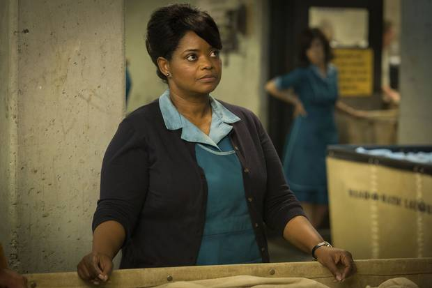 Octavia Spencer in The Shape of Water.
