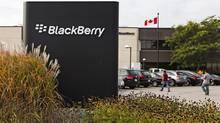 The BlackBerry campus in Waterloo, Ont., Sept. 23, 2013. If making a big bet on the beleaguered mobile device company just a few days after mass layoffs and write-downs were forecast seems like a stomach-churning risk, it's nothing Prem Watsa, the so-called Warren Buffett of the North, hasn't faced before. (MARK BLINCH/REUTERS)