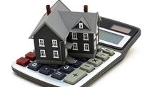 Mortgage calculator (Karen Roach/iStockphoto)