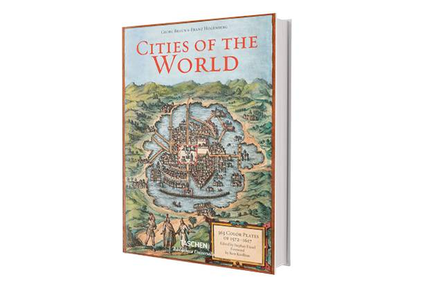 Cities of the World by Stephan Füssel (Taschen), $90.95.