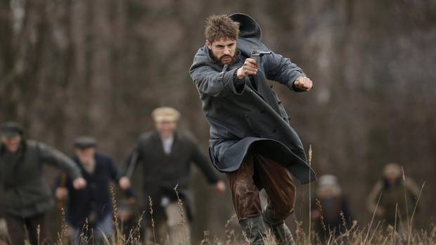 Bitter Harvest is a romantic drama about the Holodomor, which killed an estimated seven million Ukrainians by starvation in the early 1930s.