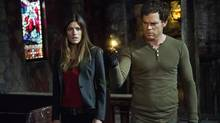 Jennifer Carpenter and Michael C. Hall remain at the heart of Dexter for its final season. (Randy Tepper/AP)