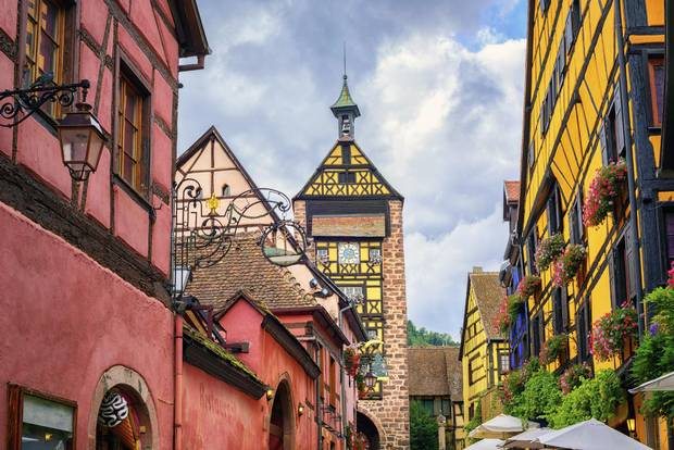 Colmar is a small city of 70,000 or so, relatively unknown to North Americans but a getaway of choice for French tourists, especially busy Parisians.