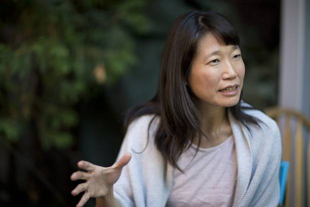 Madeleine Thien says she no longer wants to be associated with UBC.
