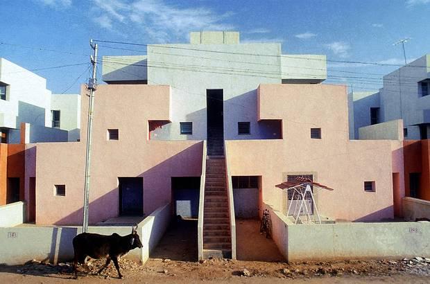 Life Insurance Corportation Housing.