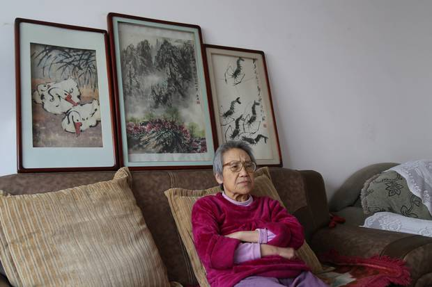 Like a growing number of aging Chinese people, Liu Baoying suffers from dementia, an illness public health doctors say poses a crisis for China.