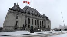 The Supreme Court of Canada will decide Thursday on a case that hinges on whether B.C.'s human rights law applies to a law firm's partners. (Sean Kilpatrick/THE CANADIAN PRESS)
