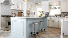 Sarah Richardson, kitchen redesign. (Stacey Brandford Photography)