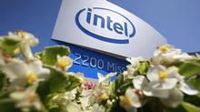 In this photo taken July 12, 2010, the exterior of Intel Corp. headquarters is shown, in Santa Clara, Calif. (Paul Sakuma/AP/Paul Sakuma/AP)