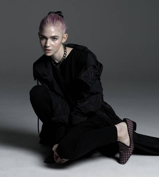 "Claire Boucher, known as Grimes, contends that ""not all female musicians are pop stars"" as she resisted the common narrative"