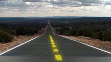 The natural gas highway: A wide open road (Dan Walden/Associated press/Dan Walden/Associated Press)