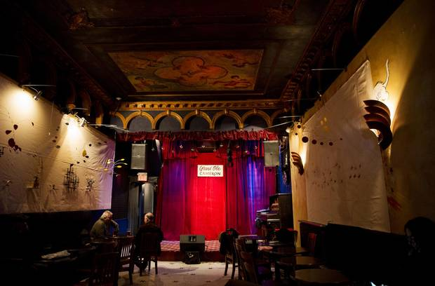The Cameron House in downtown Toronto continues to showcase live music. But it's among a dying breed. At least half a dozen clubs have closed in the core this year alone, continuing a troubling streak for musicians who just want to play.
