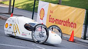 Dalhousie University's Sexton Supermilers' prototype used gasoline