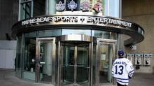 Maple Leafs auction part of larger trend (Peter Power/Peter Power/The Globe and Mail)