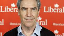 Liberal Leader Michael Ignatieff waits an interview to begin between campaign stops in Ottawa on April 14, 2011. (Adrian Wyld/THE CANADIAN PRESS)