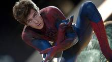"Andrew Garfield in a scene from ""The Amazing Spider-Man"" (Jaimie Trueblood/CP)"