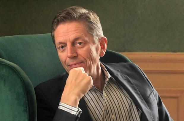 Toronto Symphony Orchestra interim CEO Gary Hanson.