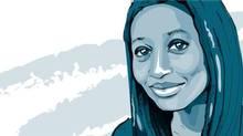 Author Helen Oyeyemi (Tonia Cowan/The Globe and Mail)