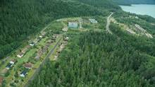 The town of Kitsault, near Prince Rupert, B.C. (Globe files/Globe files)