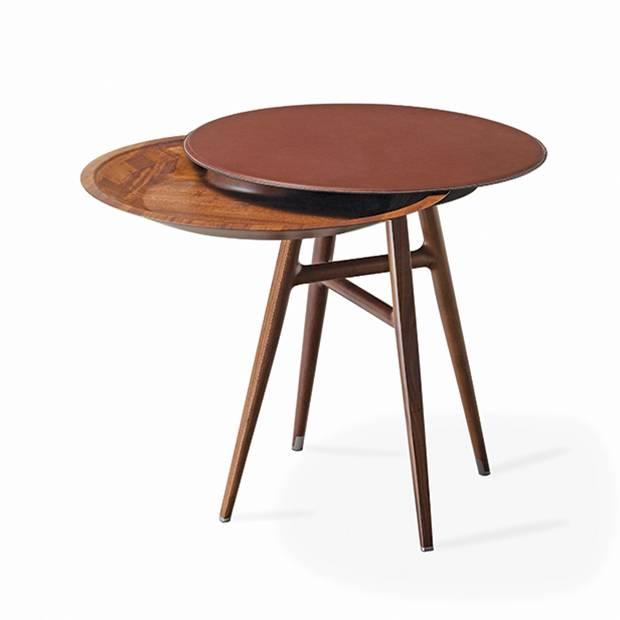 Rééditions Jean-Michel Frank par Hermès Table à Cachette.