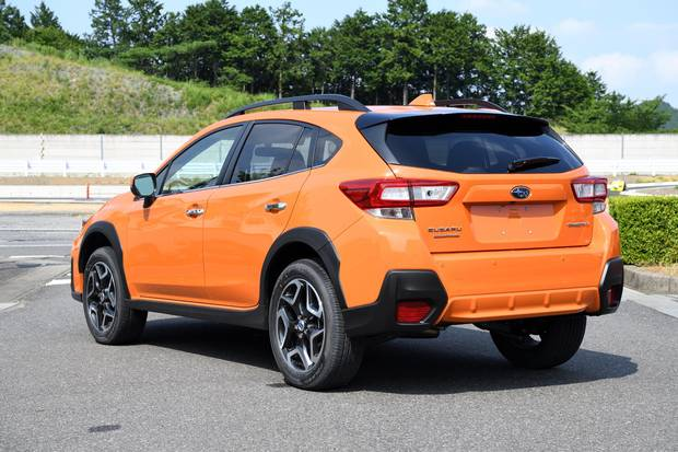 The new Crosstrek shares very little with the previous model since its basic core is entirely different.