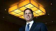When discussing the deal to take Dell private, founder Michael Dell treads carefully. (Kevin Van Paassen/The Globe and Mail)