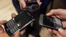RIM to chop 5,000 jobs, delays launch of BlackBerry 10 (Richard Drew/CP/AP)