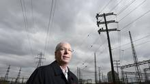 Jim R. Burpee, president of the Canadian Electricity Association (FRED LUM FOR THE GLOBE AND MAIL)