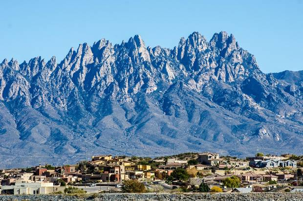 There's much to do in Las Cruces, close to the Rio Grande River and cupped by the Organ Mountains.