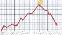 The stock market rises over the long run, with periodic setbacks that can last days, months or even years. (Thinkstock)