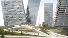 Improve: Space for people. (Kuwabara Payne McKenna Blumberg + Bjarke Ingels Group)