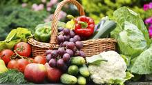 The idea that fruits and veggies are good for you isn't new, of course. What is new in this study is that researchers saw a dose-response relationship: The more fruits and veggies people ate, the less likely they were to have heart problems or die while researchers were studying them. (Thinkstock)