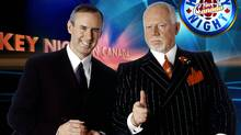 Don Cherry on CBC's Hockey Night in Canada. (file photo) (CBC)