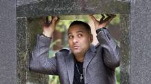 Canadian comedian Russell Peters (Frank Gunn/CP)