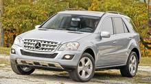 2010 Mercedes-Benz ML350 BlueTec (Mercedes-Benz)