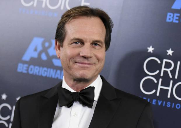 In this May 31, 2015 file photo, Bill Paxton arrives at the Critics' Choice Television Awards at the Beverly Hilton hotel in Beverly Hills, Calif.