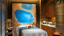 The Qua Spa in Las Vegas (apple)